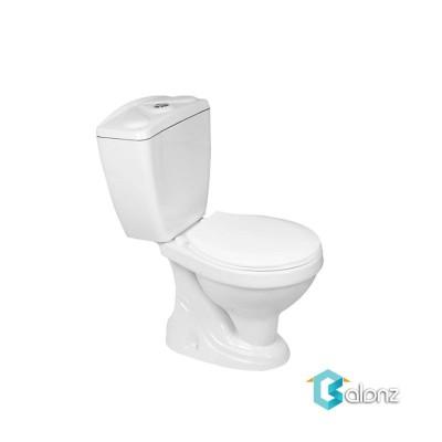 توالت فرنگی گلسار مدل نیلوفر 18