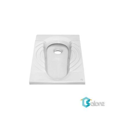 توالت زمینی گلسار مدل سهند باز