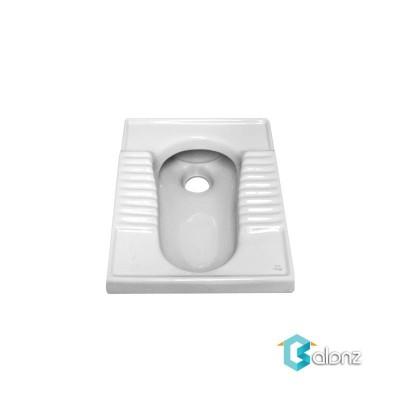 توالت زمینی گلسار مدل نیلوفر 18
