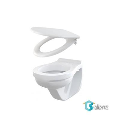 توالت فرنگی ALCA مدل وال هنگ