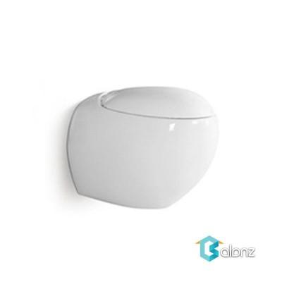 توالت فرنگی وال هنگ GURAL مدل EGG