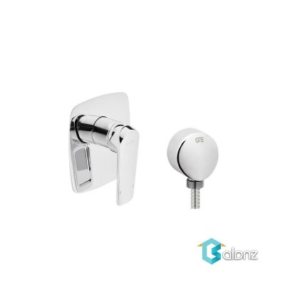 شیر توالت توکار GENEBRE مدل KODE