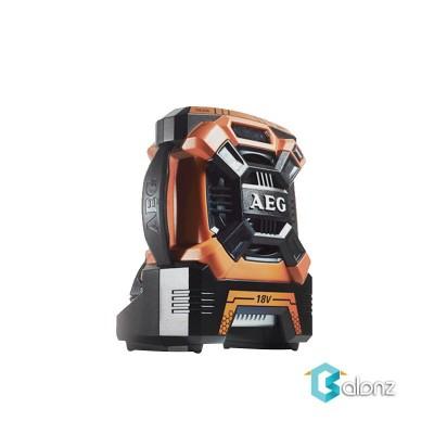 رادیو پخش 18 وات AEG مدل BR18C