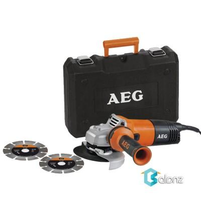 مینی فرز AEG توان 900W مدلWS9115SET