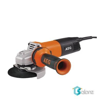 مینی فرز AEG دور متغییر توان 1200W مدلWS12-125XE