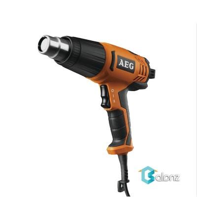 سشوار صنعتی AEG توان 1500W مدلHG560D