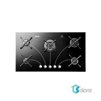 گاز استیل البرز شیشه سرامیکی مدلC-5902
