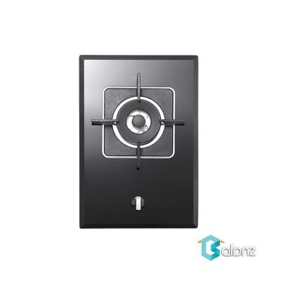 گاز استیل البرز شیشه ای مدلG-1301