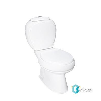توالت فرنگی دو تکه کرد مدل ژاسمین